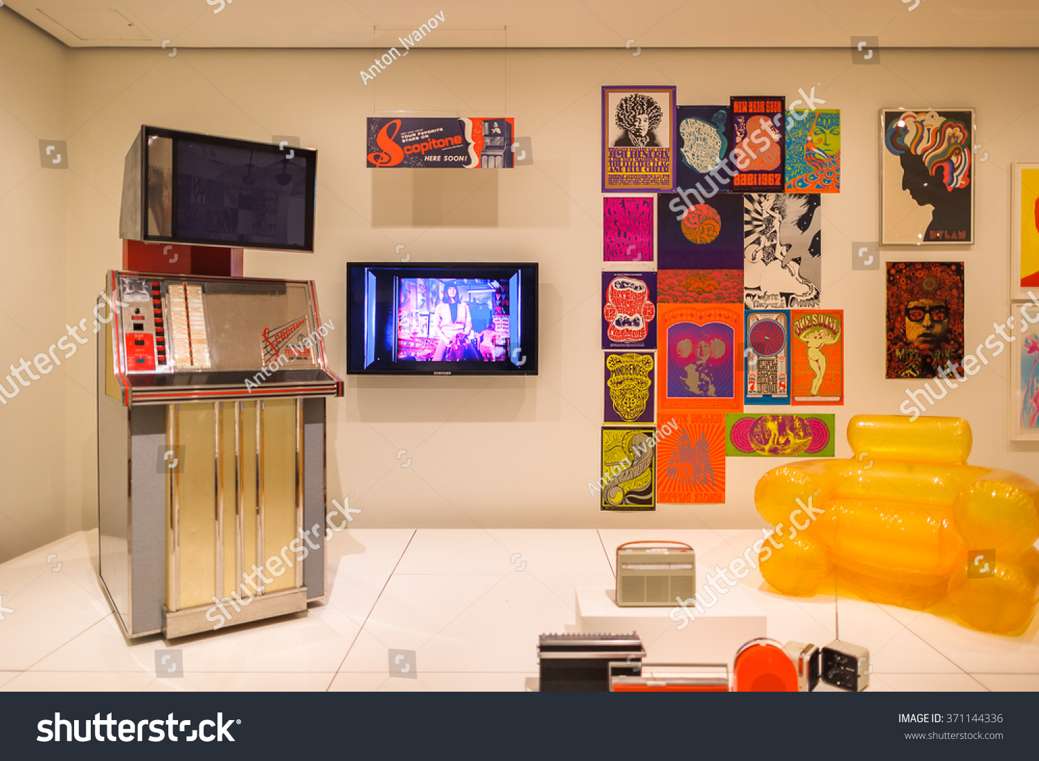 New York Usa Oct   Stock Photo  Shutterstock - Music museums in usa