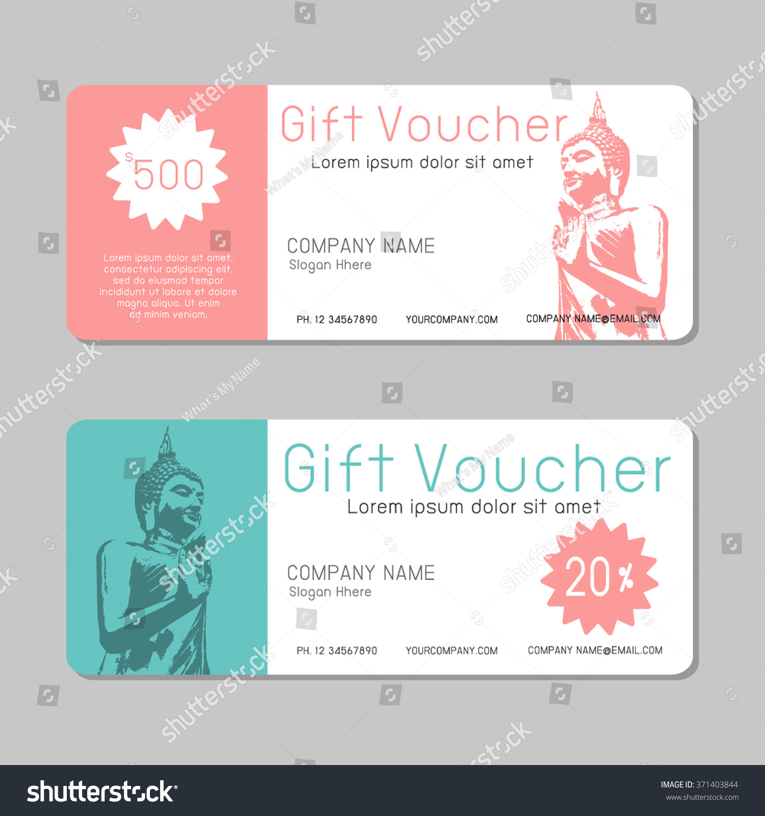 gift voucher template free download