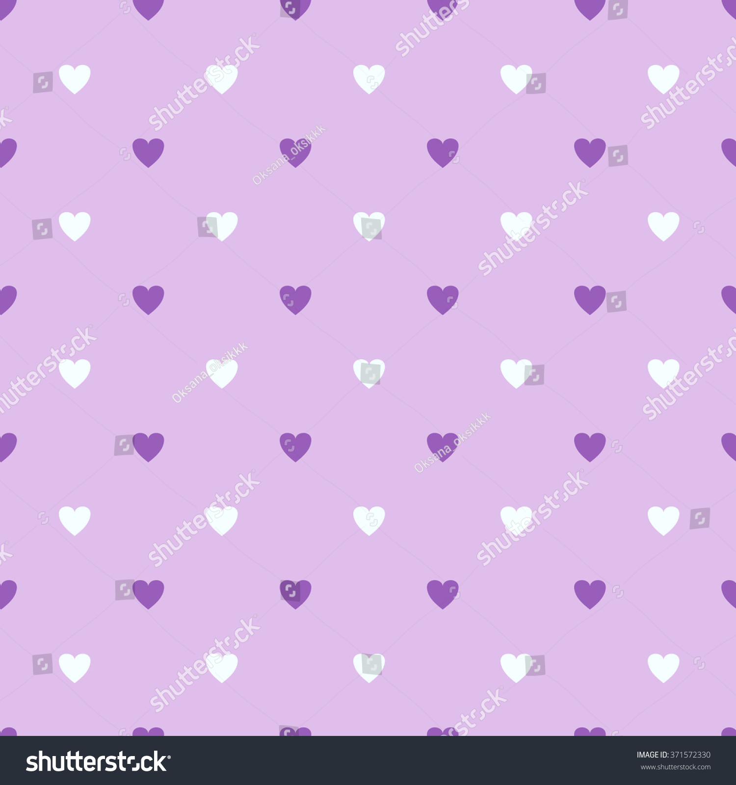 Romantic Vector Illustration Seamless Pattern Purple Stock Vector HD ... for Light Purple Background Pattern  45ifm