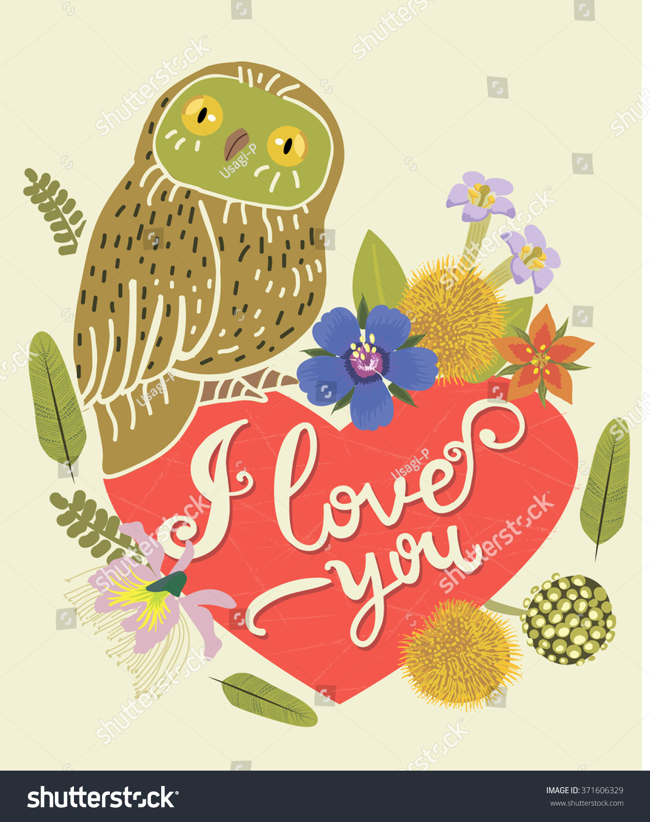 Funky Cute Owl Baby Shower Invitations Ornament - Invitations and ...