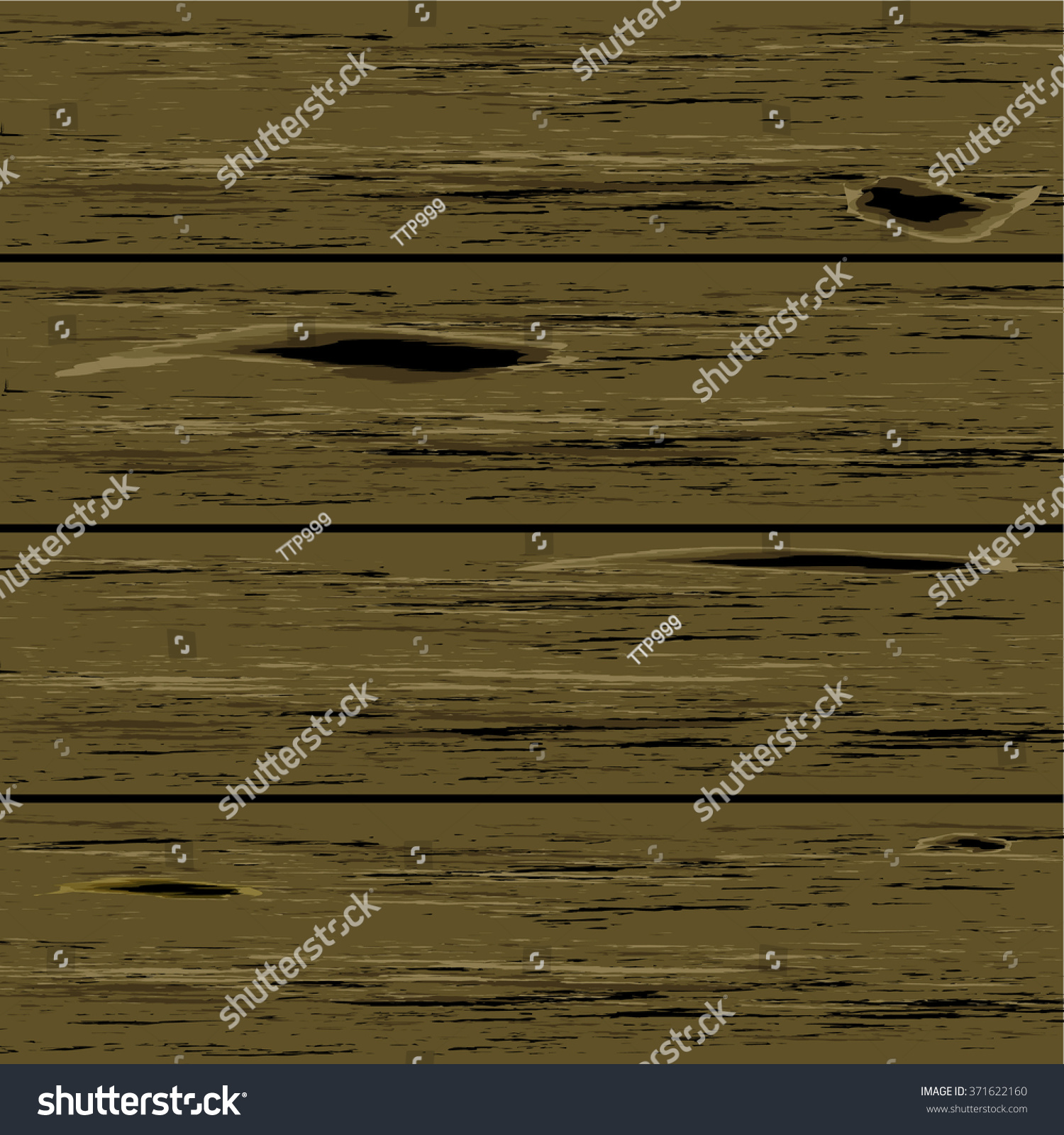 horizontal wood background. Wood Texture. Horizontal Wooden Background. Vector Illustration Background