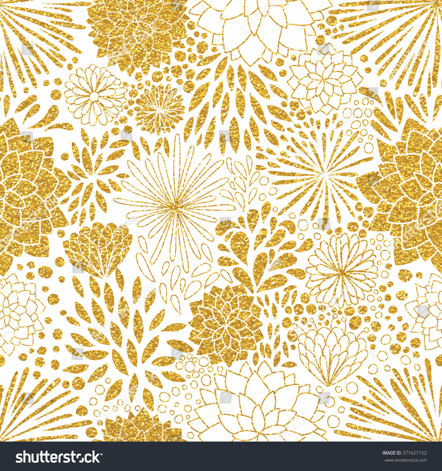 download textures gold floral - photo #12