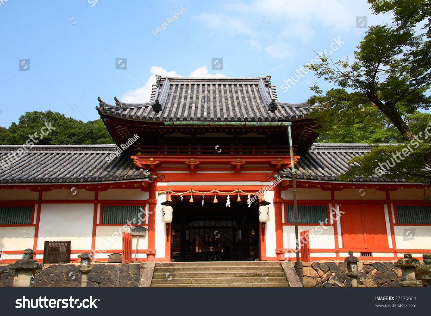 ancient japanese architecture stock photo edit now shutterstock
