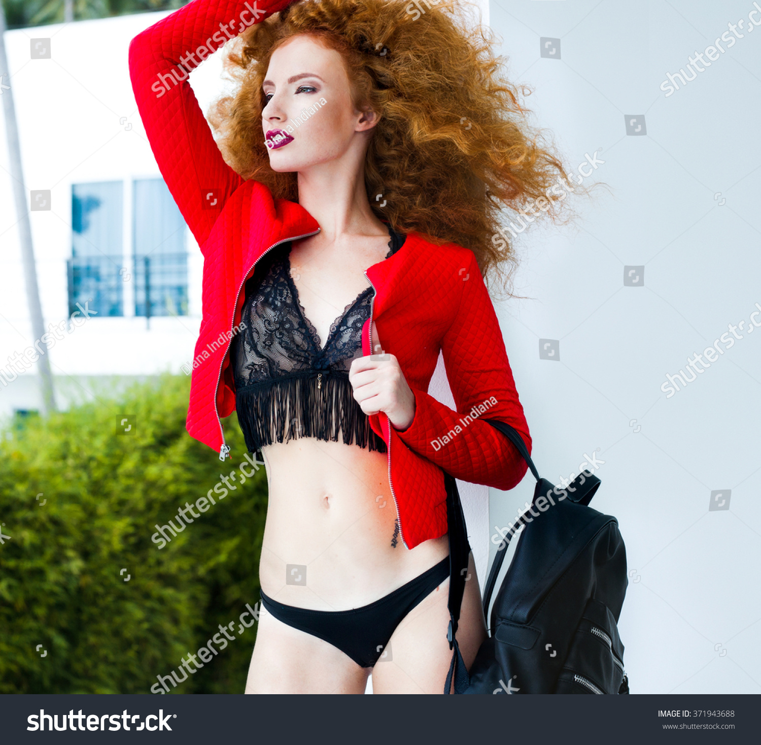Sexy Ginger 50