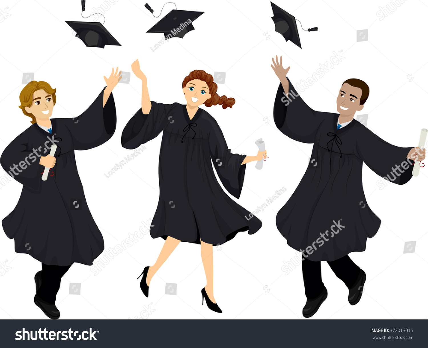 stock-vector-illustration-of-college-graduate-students-wearing-graduation-cap-and-gown-372013015.jpg