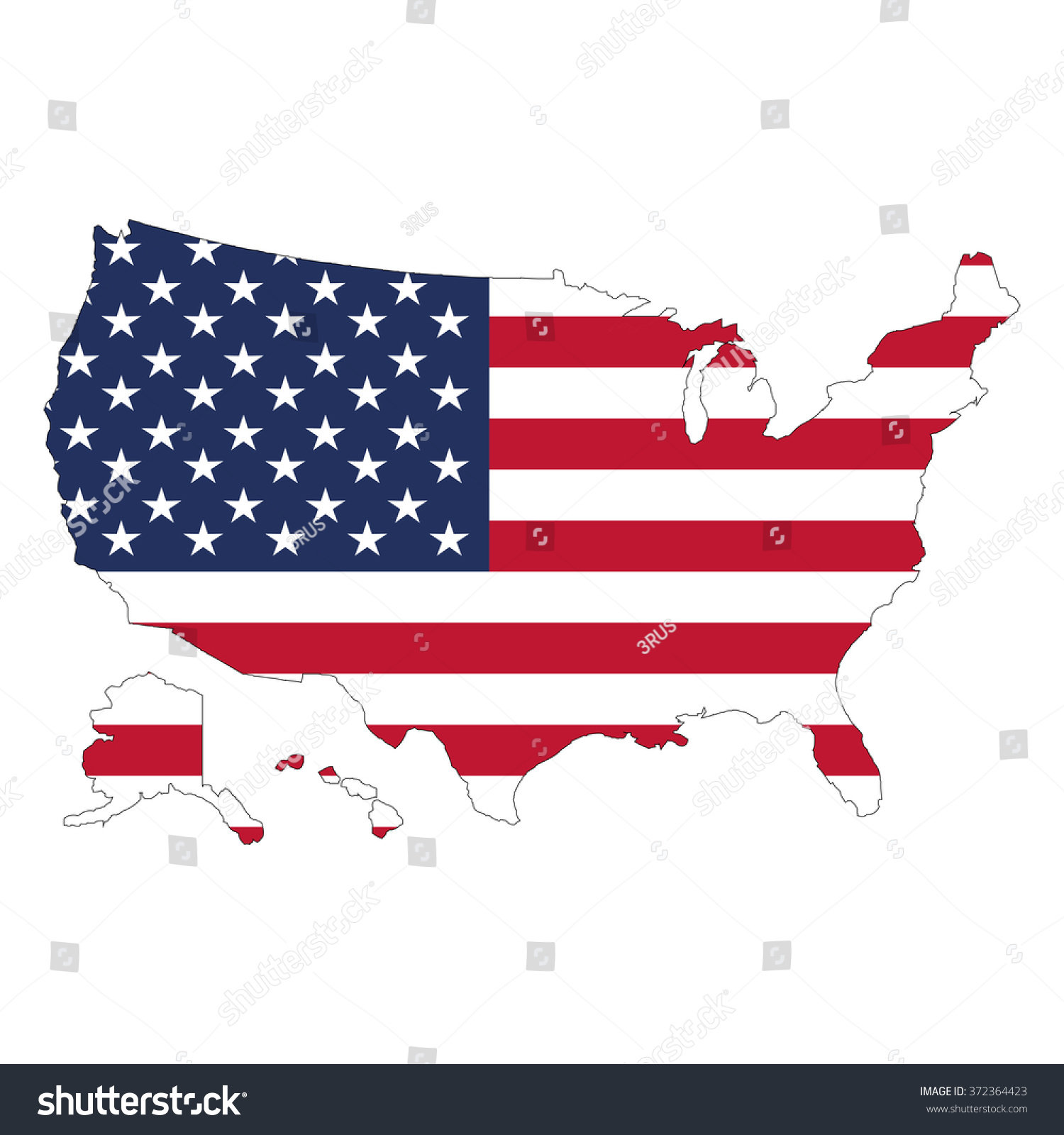 USA Historical Map Facts ThingLink Find Map USA Here Maps Of - Usa map graphic