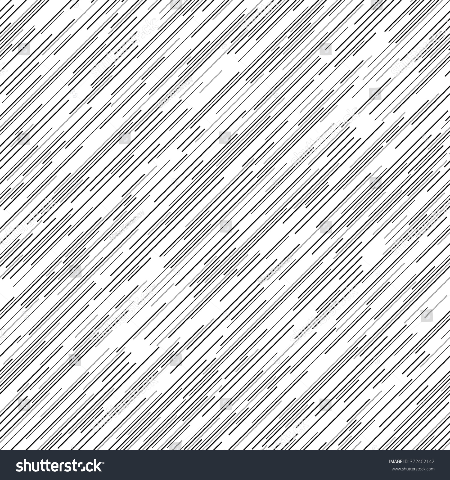 Line And Texture In Art : Seamless diagonal line pattern vector black stock