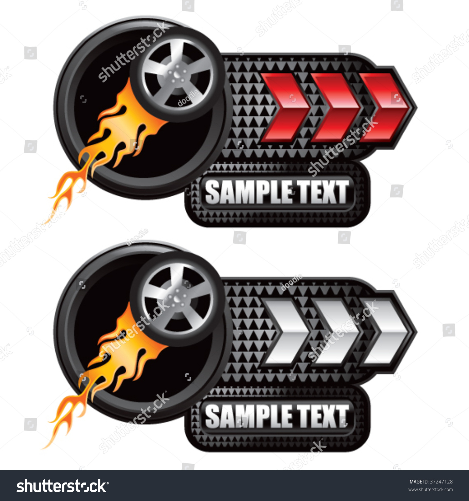 Flaming Racing Tire On Red White Stock Vector 37247128 - Shutterstock for Racing Tire Vector  54lyp