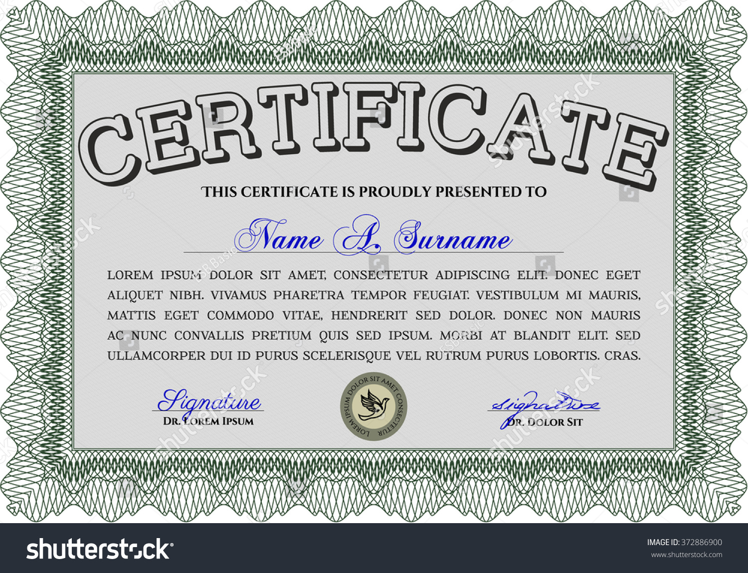 Bronze star certificate template image collections templates official certificate template images templates example free download official certificate with elegant colorful paid receipt template xflitez Image collections
