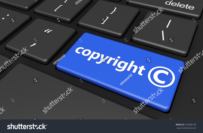 Keyboard symbols copyright images symbol and sign ideas intellectual property digital copyright laws conceptual stock intellectual property and digital copyright laws conceptual illustration with buycottarizona Images