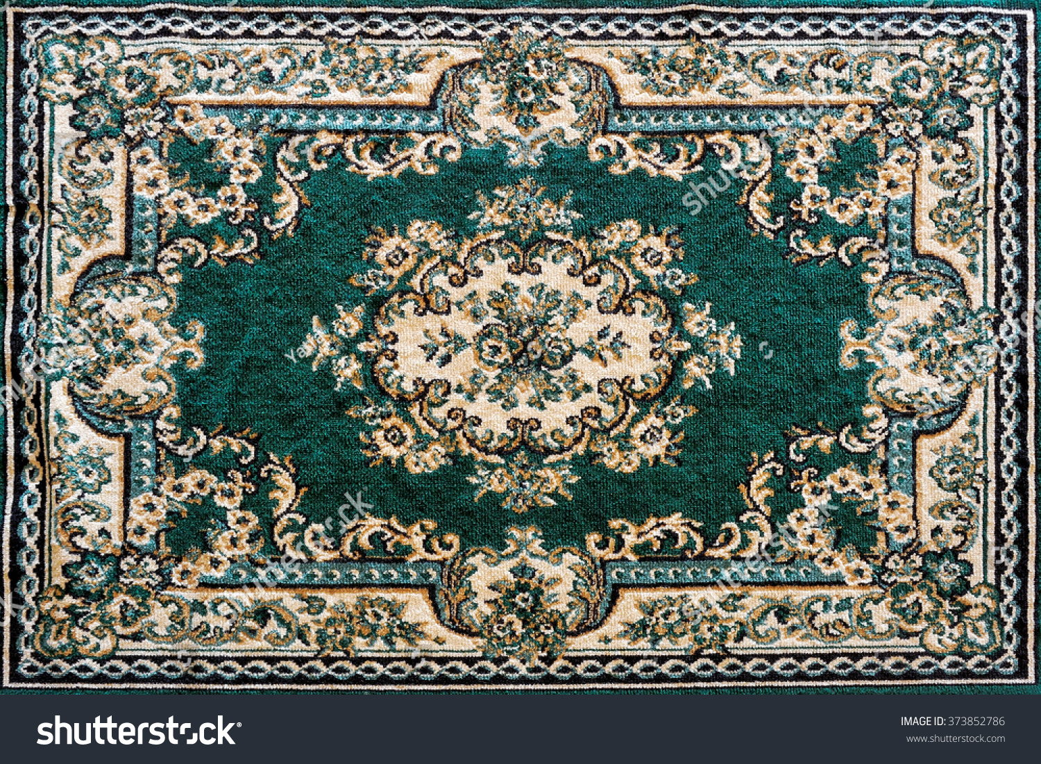 Patterns of Persian carpets