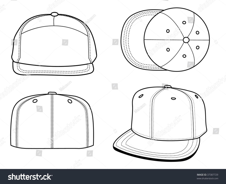 5 panel hat template patterns patterns kid