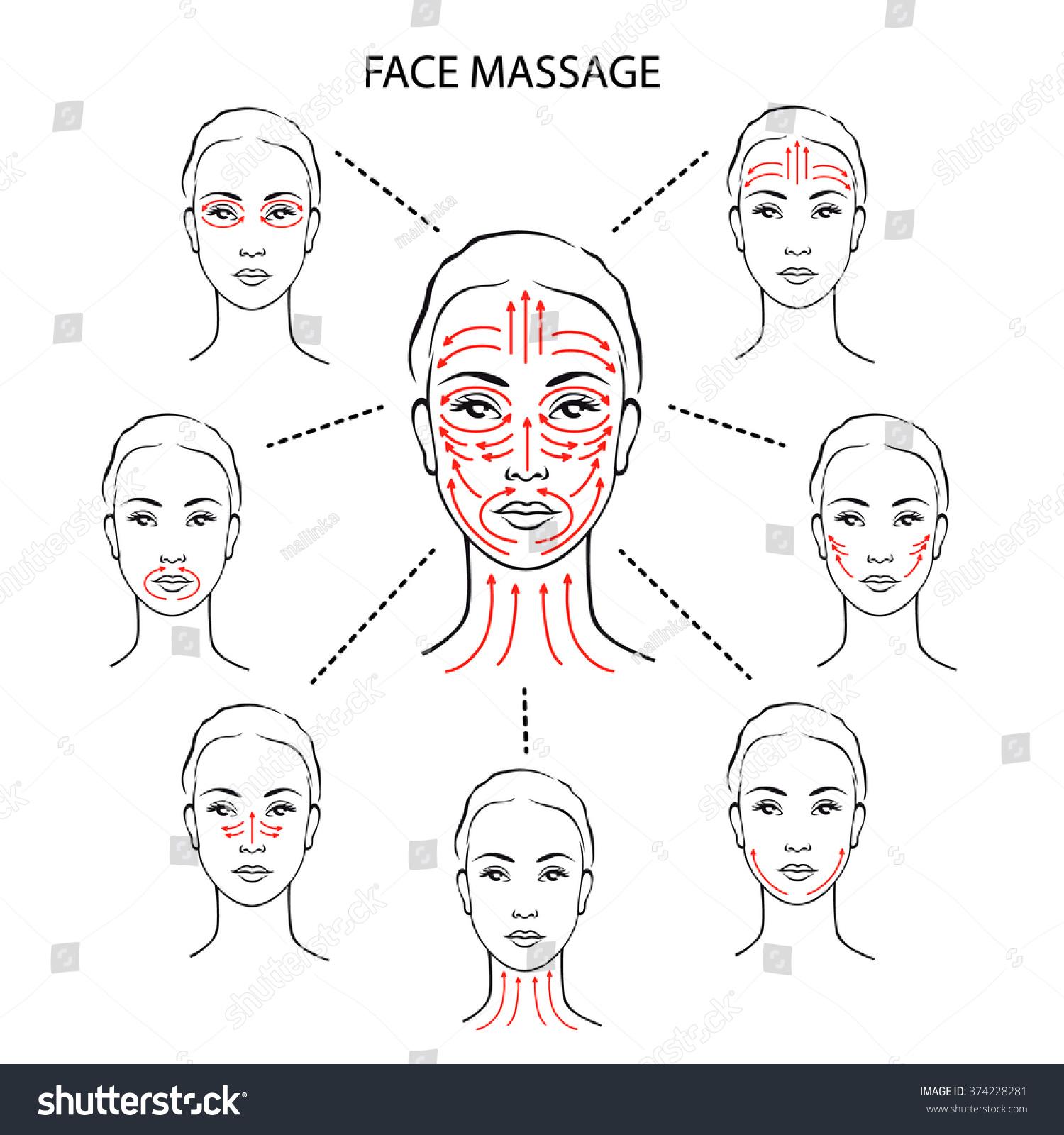 Kansa face massage wand | holistic skin care | miskin organics.