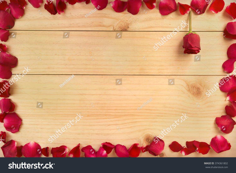 gold frame rose petals - photo #42