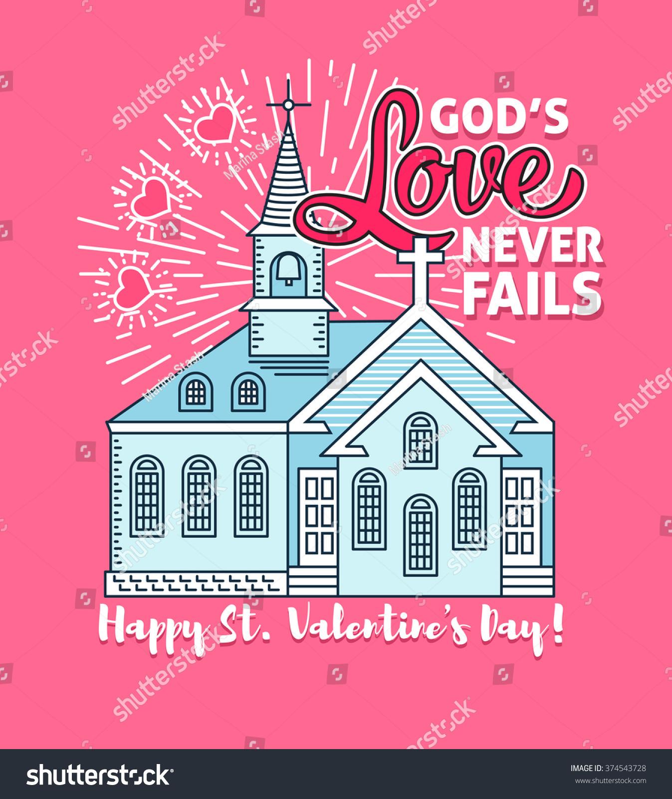Happy valentines day god quotes