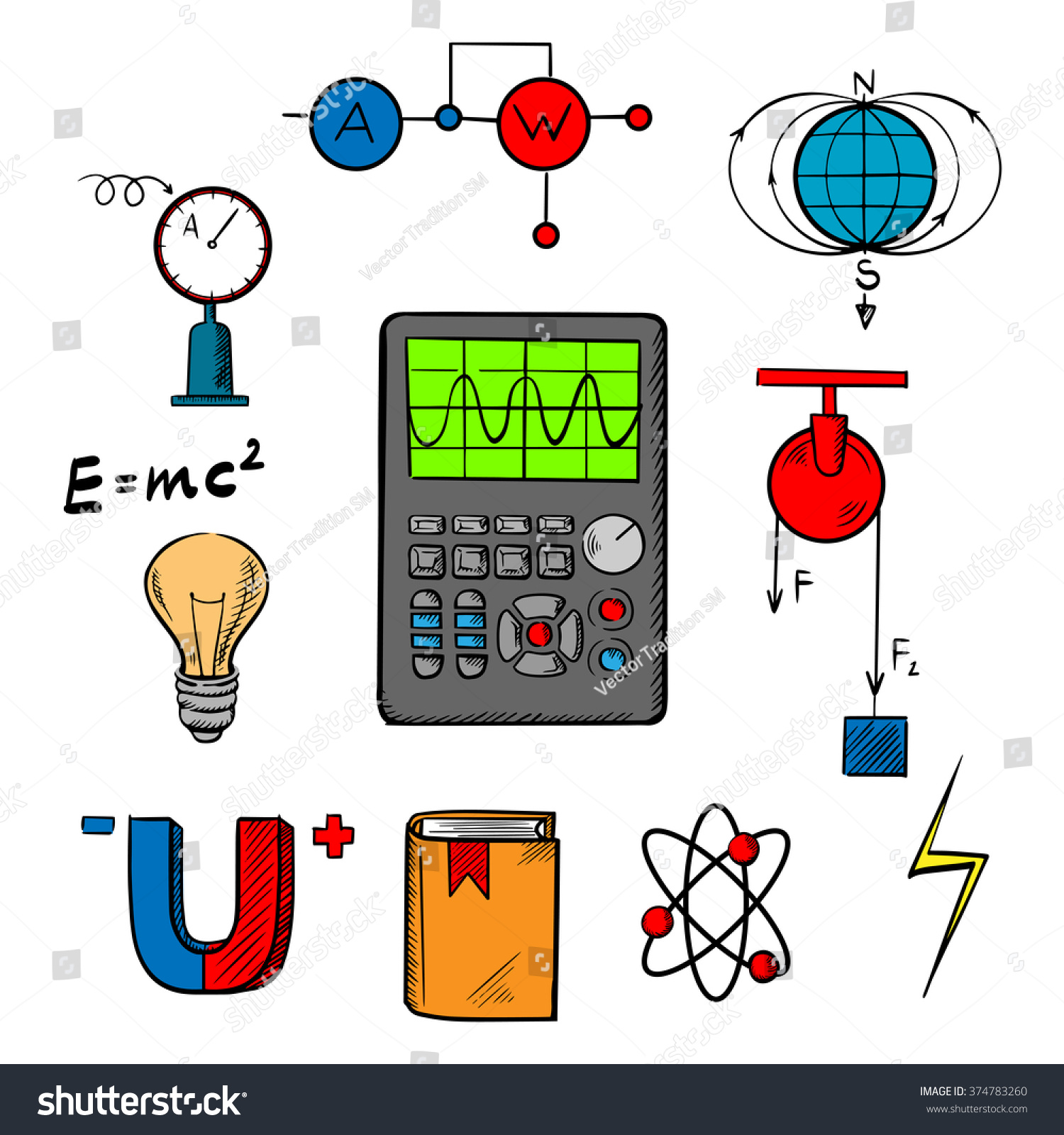 Electricity And Magnetism Vectors
