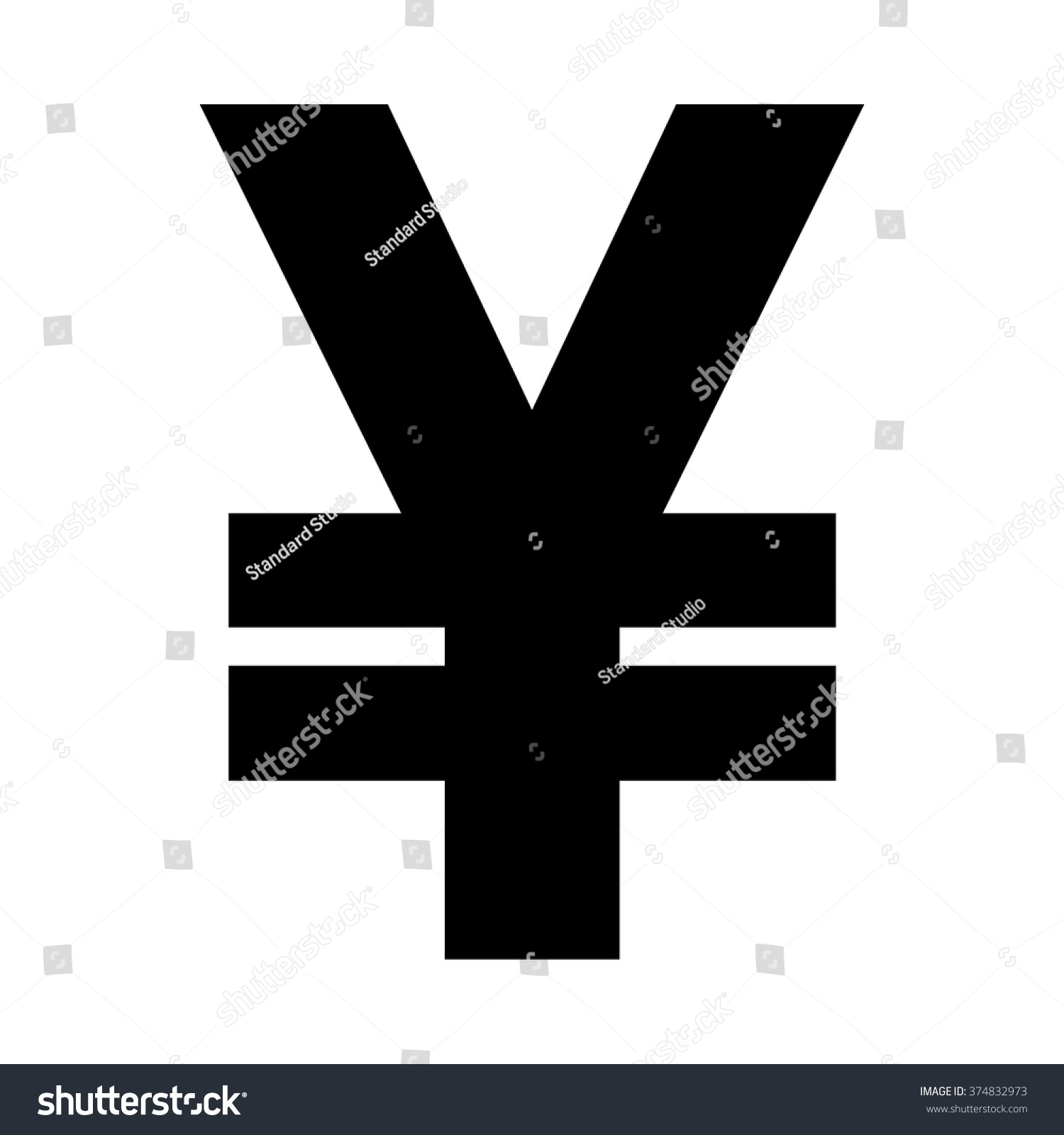 Currency symbol for yen images symbol and sign ideas yen sign icon jpy currency symbol stock vector 374832973 yen sign icon jpy currency symbol money biocorpaavc