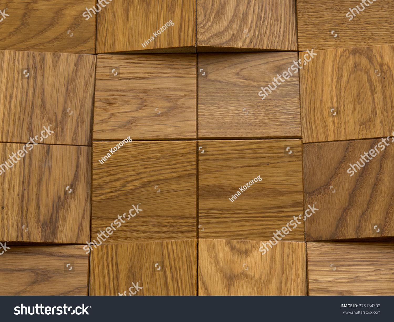 Decorative Wall Panels Texture Stock Photo 375134302