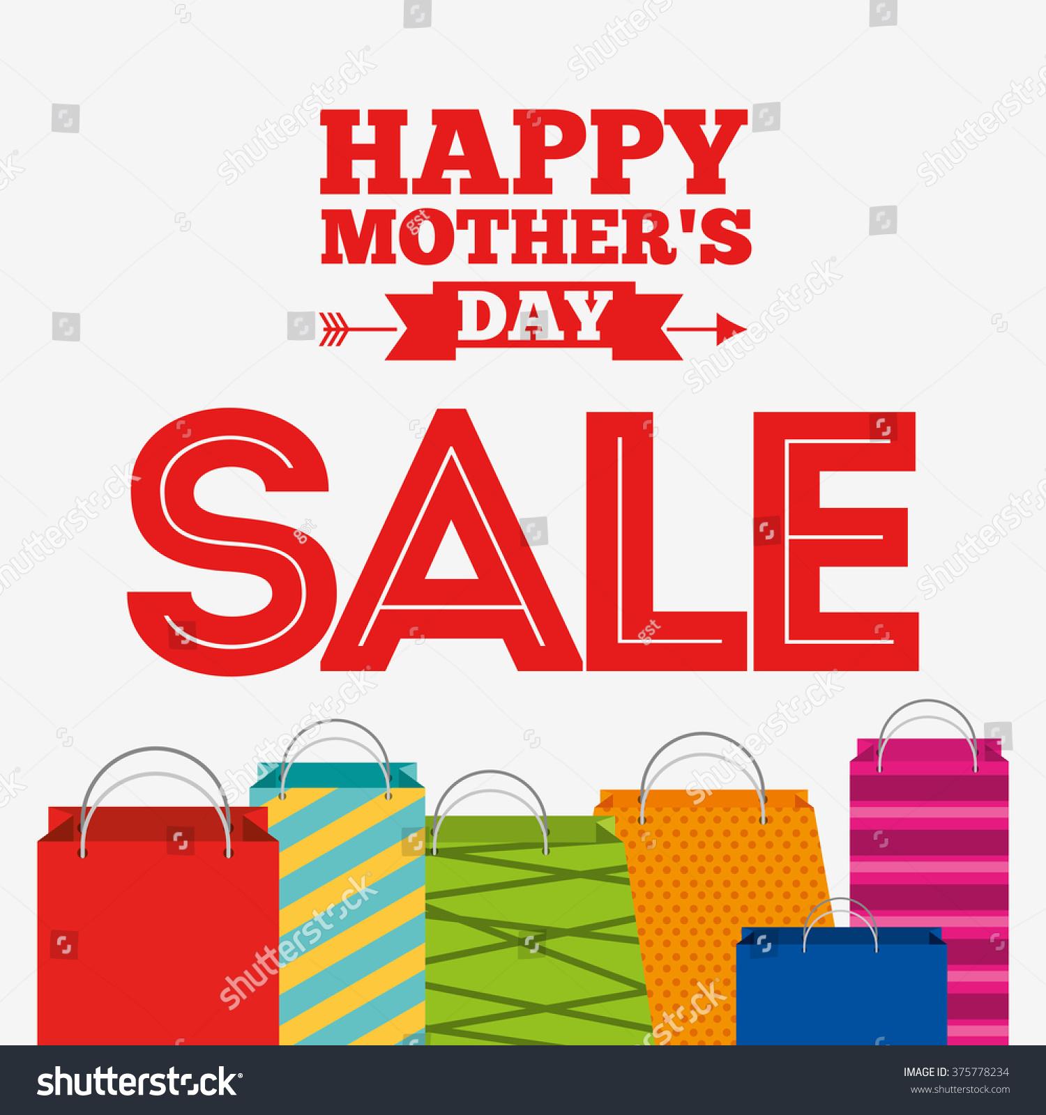 mothers day sale design stock vector 375778234 shutterstock