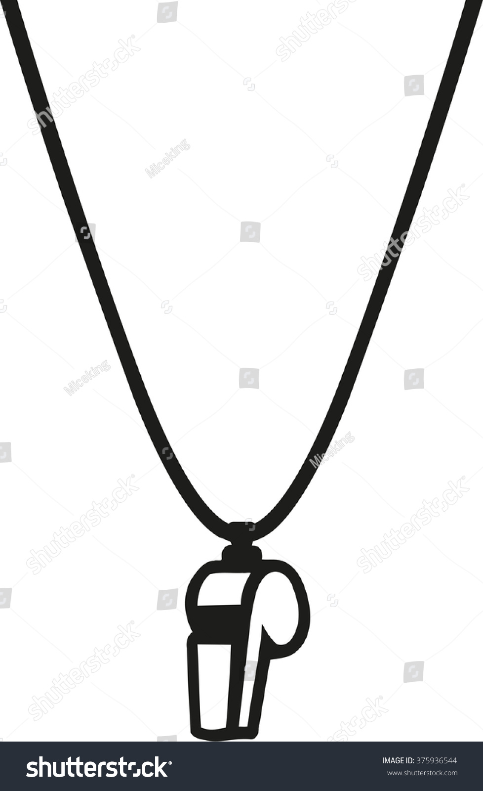 Referee Clipart Whistle Galleryhipcom The Hippest