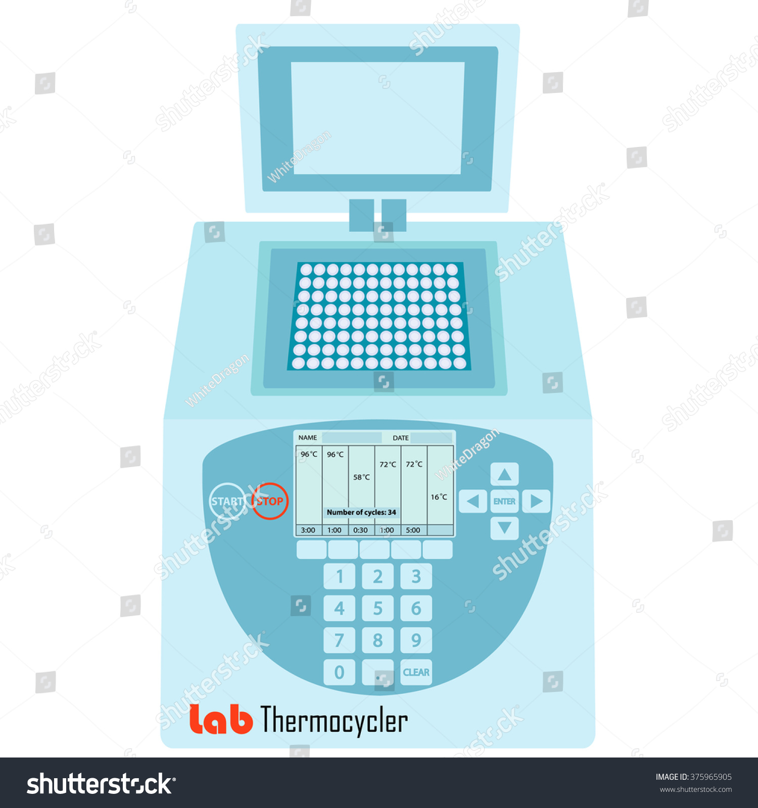 Worksheets Equipment Used In Biology Laboratory thermal cycler laboratory apparatus polymerase chain stock photo for reaction lab equipment molecular biology research