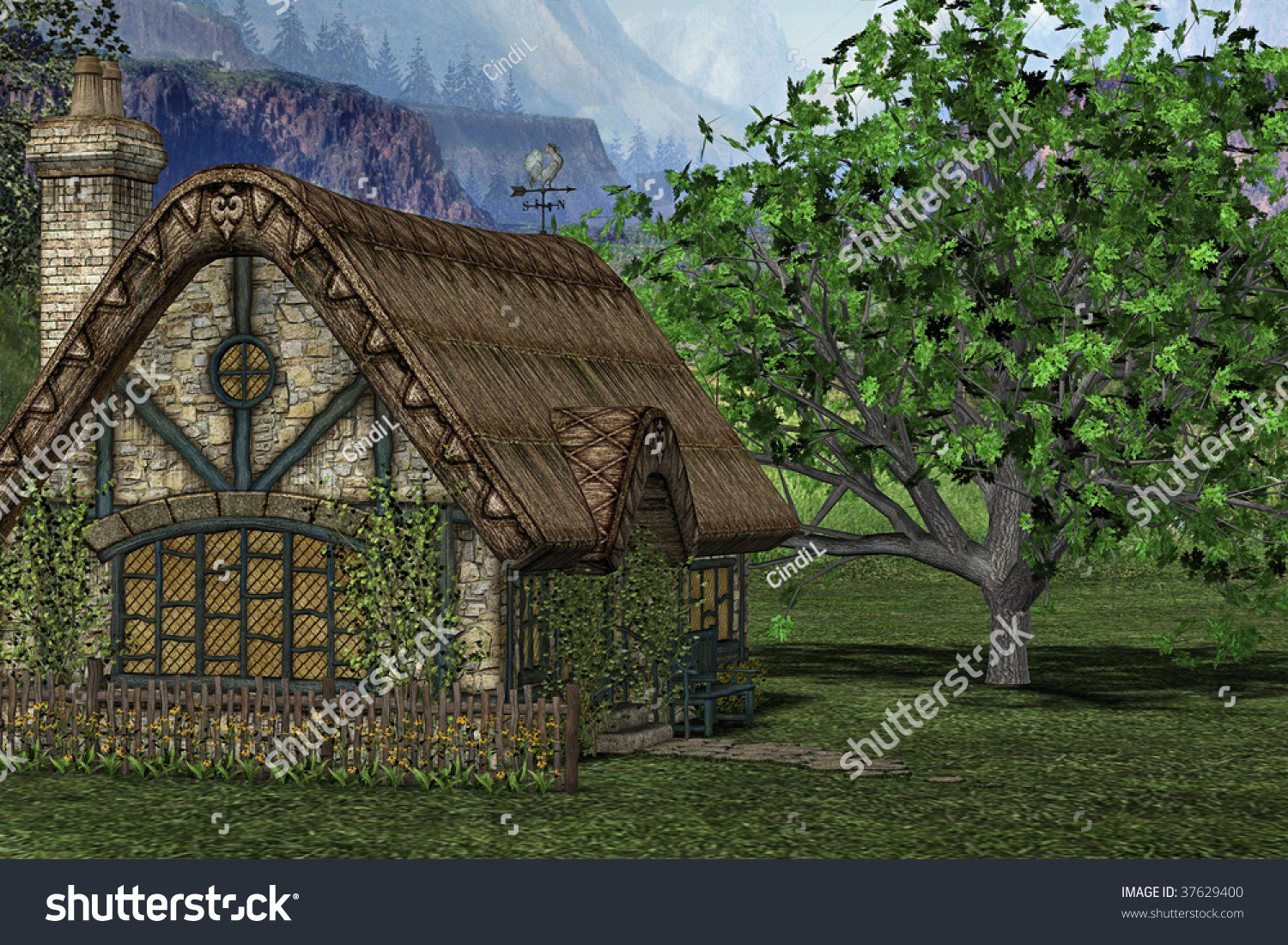 26   Cool medieval cottage in the for Medieval Cottage In The Woods  51ane