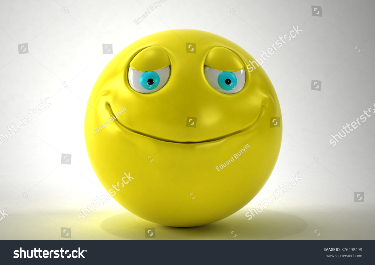 3 d yellow smiley face on white stock illustration 376498498 3 d yellow smiley face on white stock illustration 376498498 shutterstock voltagebd Image collections