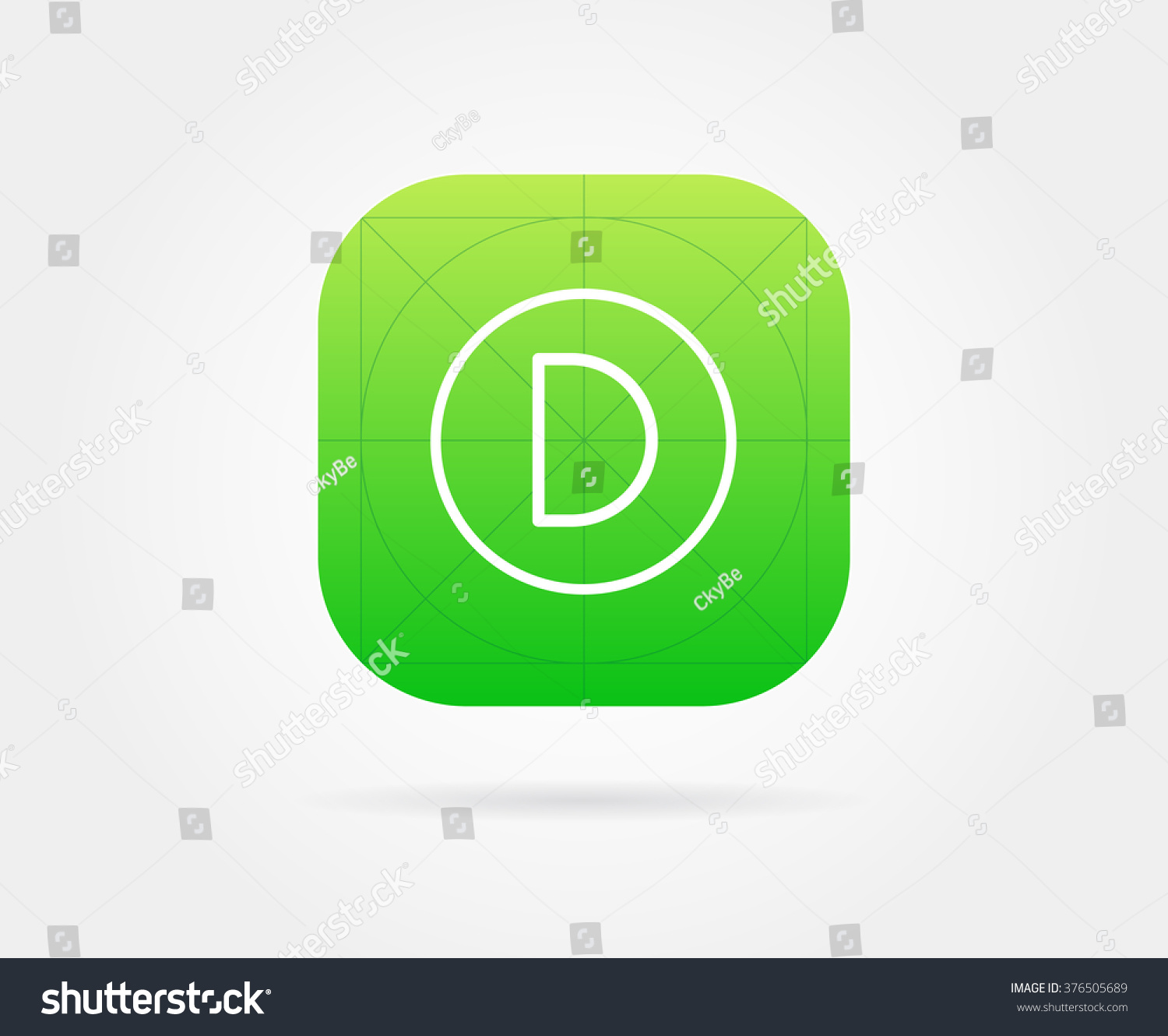App Icon Template Guidelines Vector Fresh Stock Photo (Photo, Vector ...