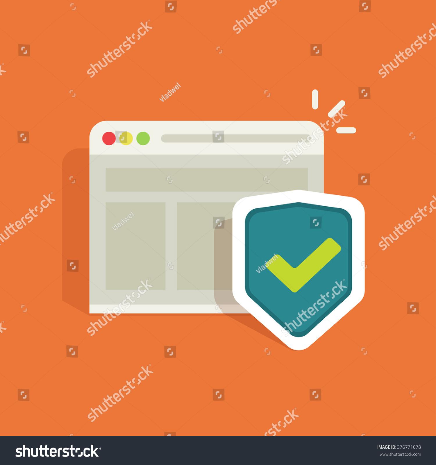 Internet protection symbol data protection shield stock vector internet protection symbol data protection shield logo information security flat icon antivirus emblem biocorpaavc