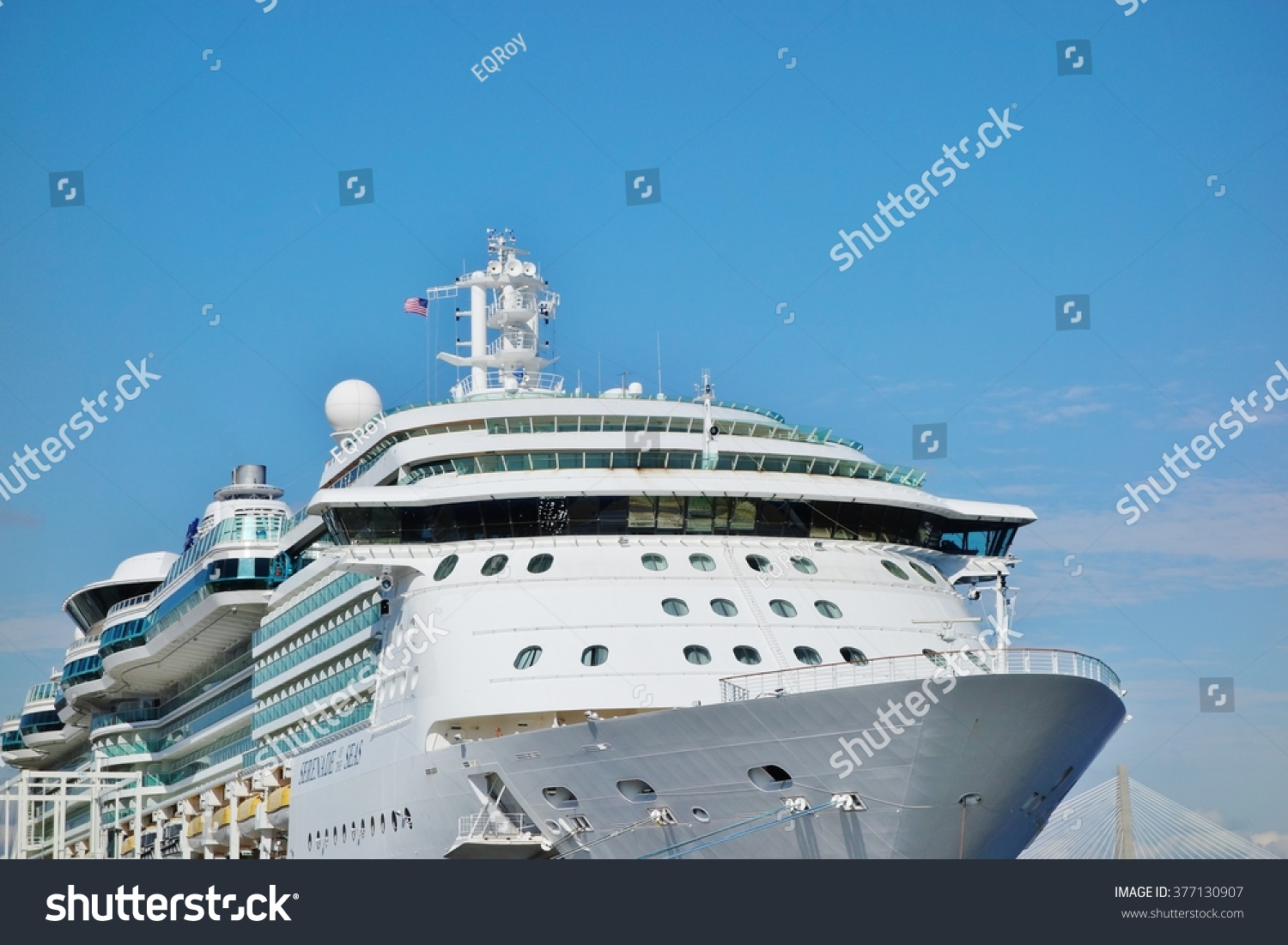 Charleston Sc October Cruise Stock Photo - Cruise ships out of charleston south carolina