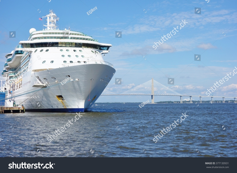Charleston Sc October Cruise Stock Photo - Cruise ships charleston sc