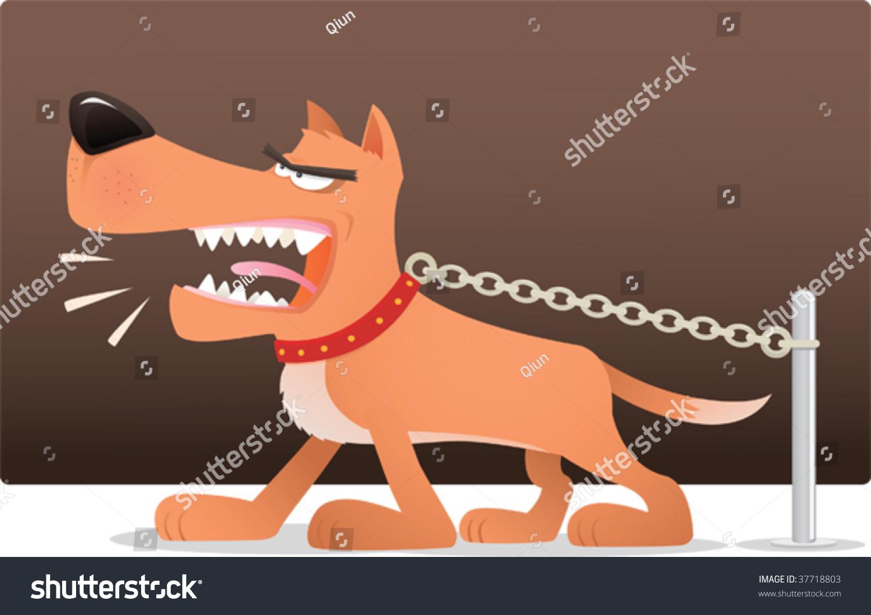 Dog Bark Clipart