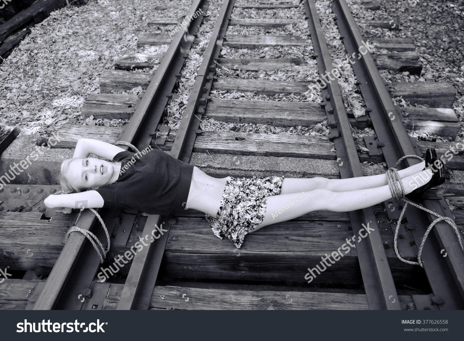 Silent Movie Myth: Tied to the Railroad Tracks – Movies ...