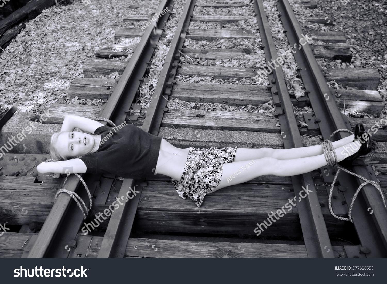 Silent Movie Myth: Tied to the Railroad Tracks – Movies ...
