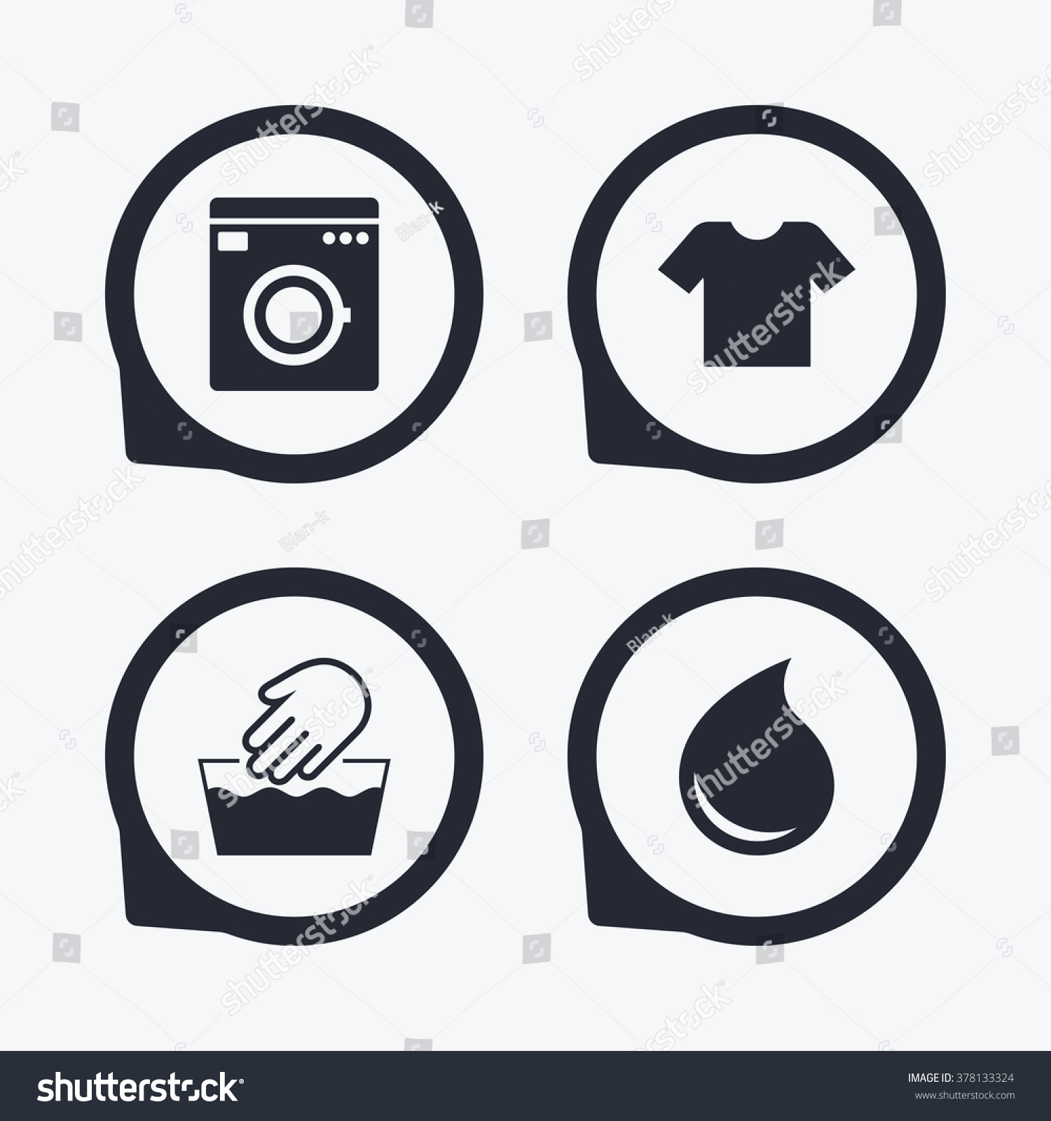 Wash machine icon hand wash tshirt stock vector 378133324 shutterstock wash machine icon hand wash t shirt clothes symbol laundry washhouse and buycottarizona Image collections