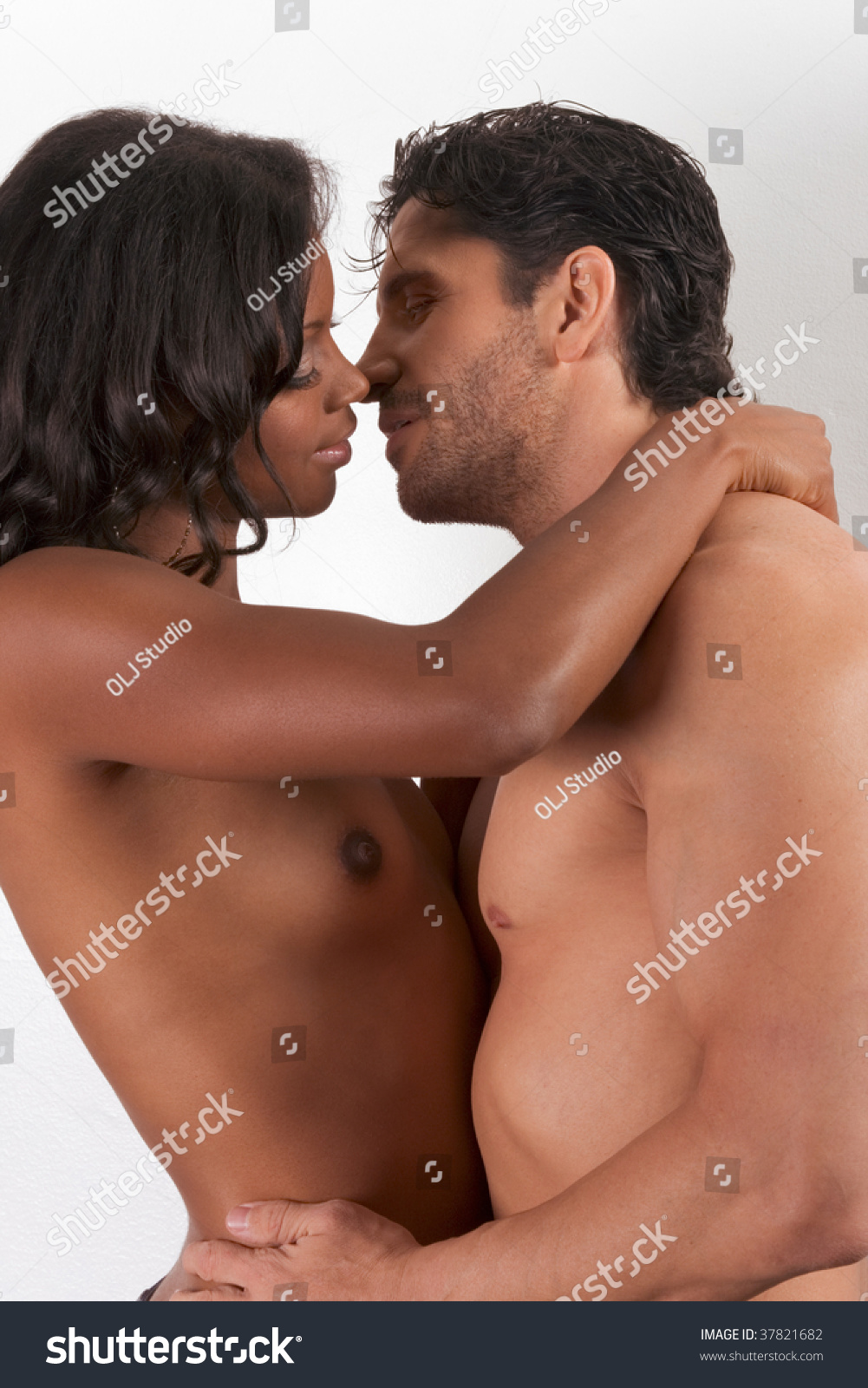 Sexy porn couple image african american casually