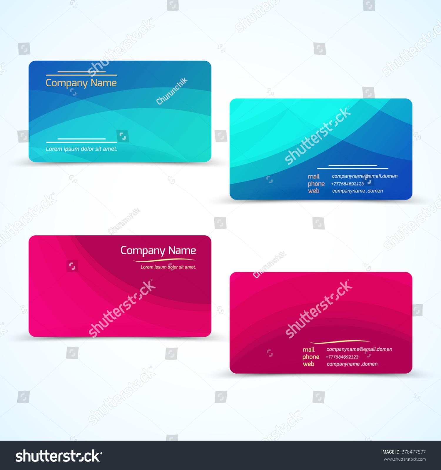 Generic business card template mandegarfo generic business card template fbccfo Gallery
