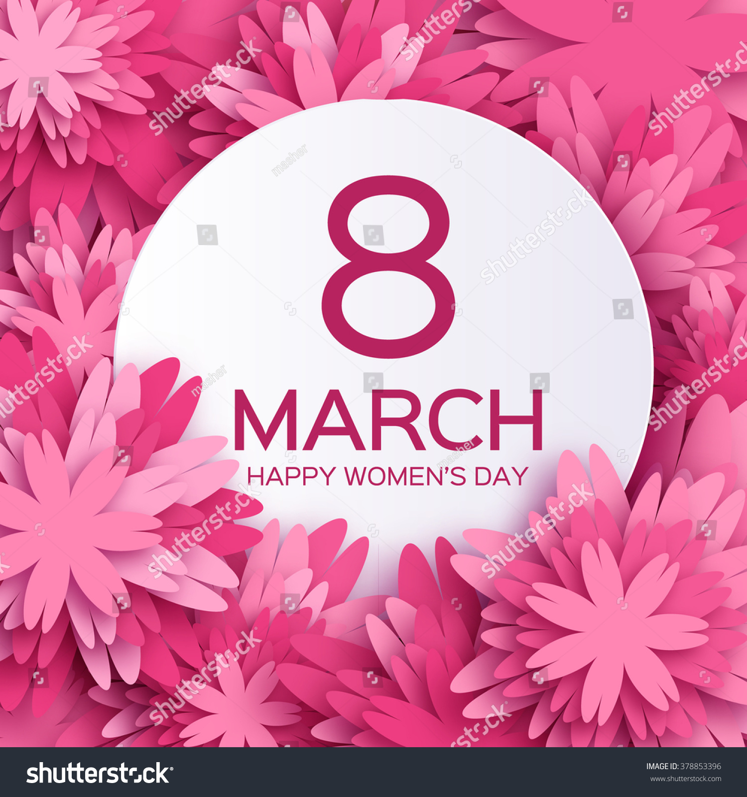 abstract pink floral greeting card international stock vector abstract pink floral greeting card international happy women s day 8 holiday background