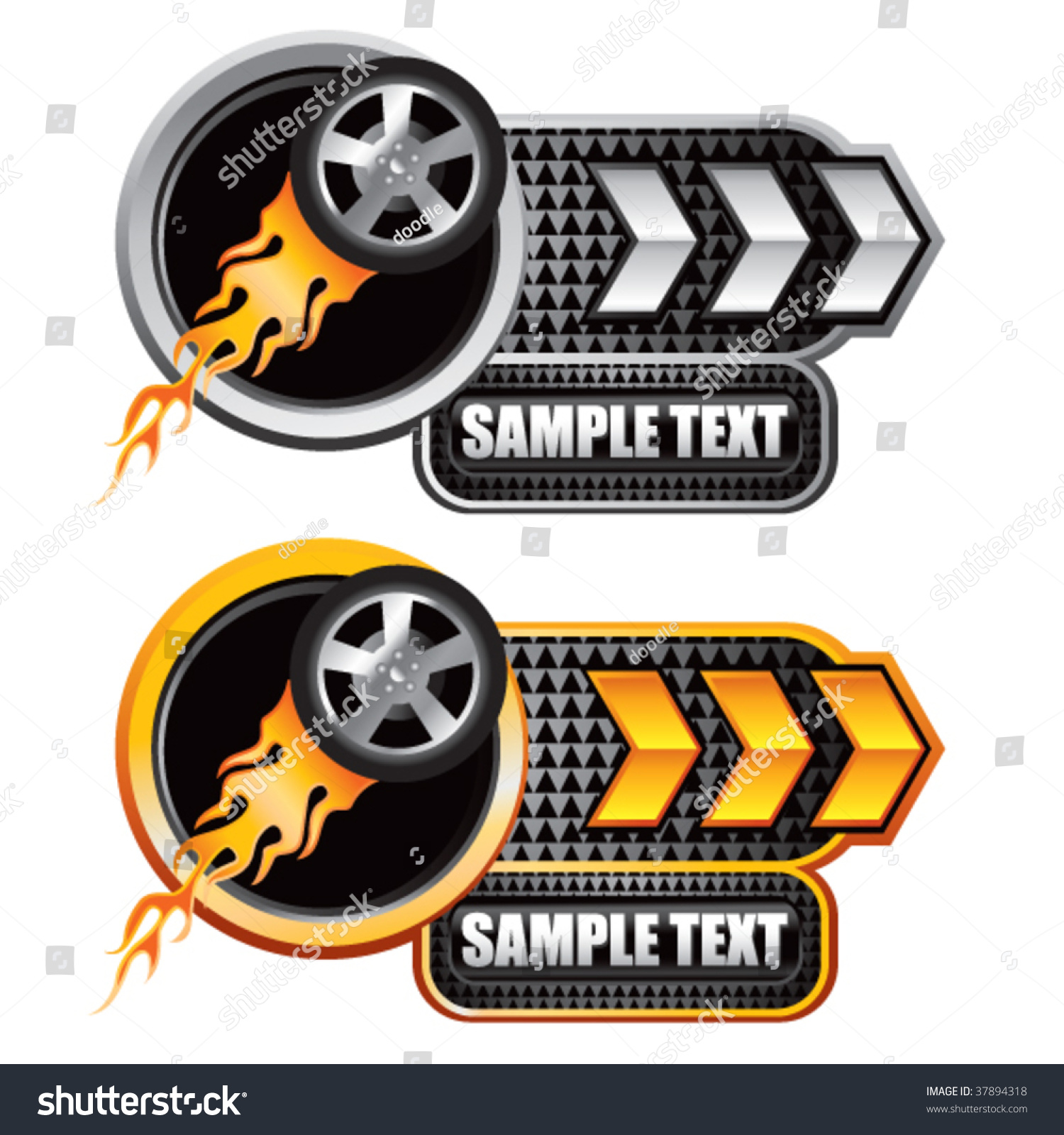 Flaming Racing Tire On White Gold Stock Vector 37894318 - Shutterstock for Racing Tire Vector  155fiz