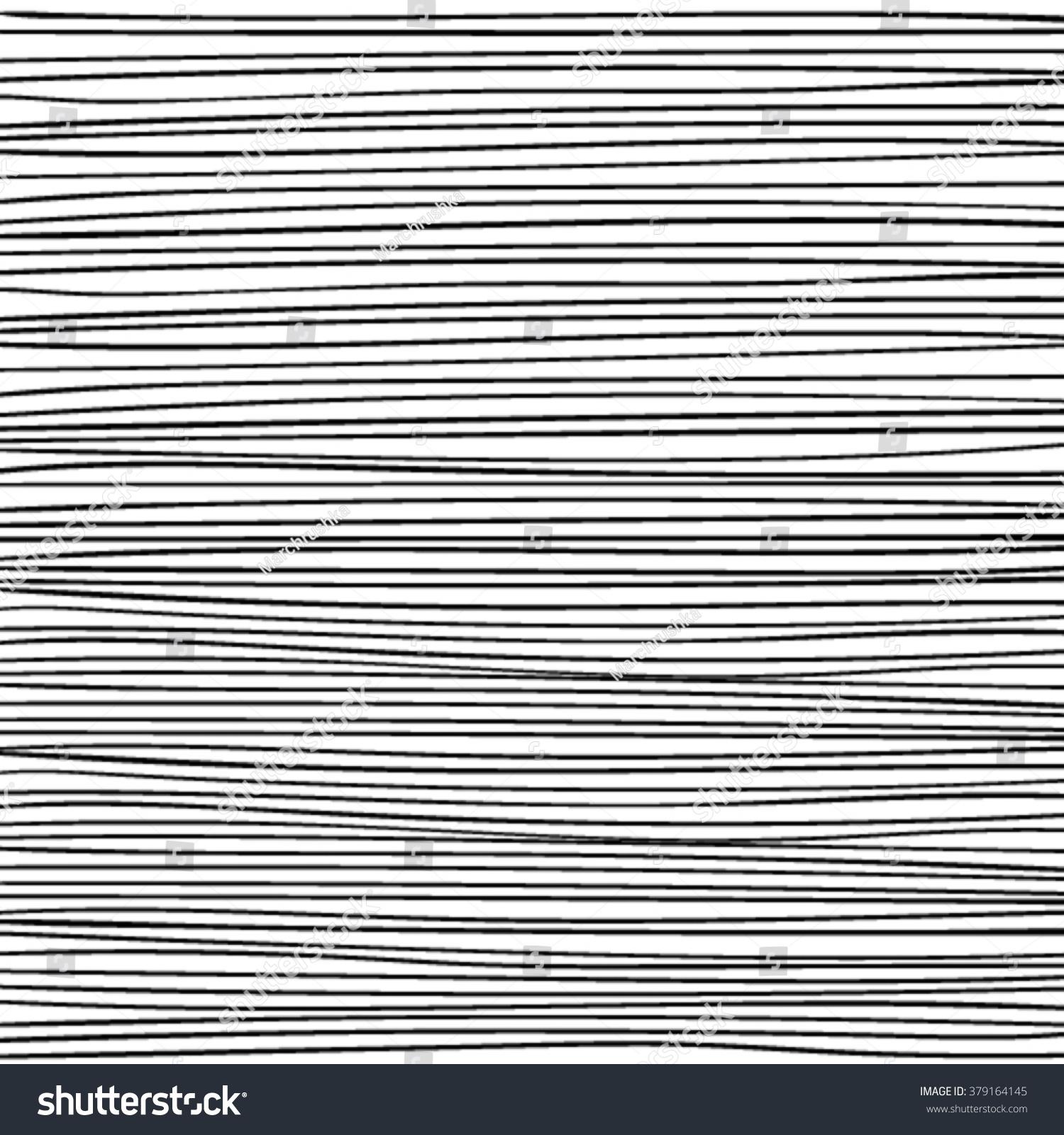 pattern hand drawn lines vector illustration stock vector royalty