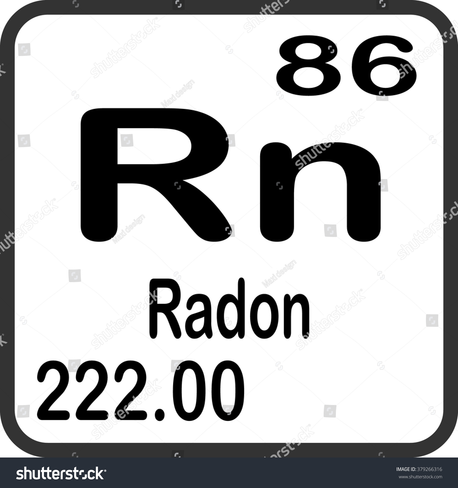 an analysis of the element radon Radon in quebec evaluation of the health risk and critical analysis of intervention strategies elements of such a strategy are: radon in quebec critical analysis of intervention.