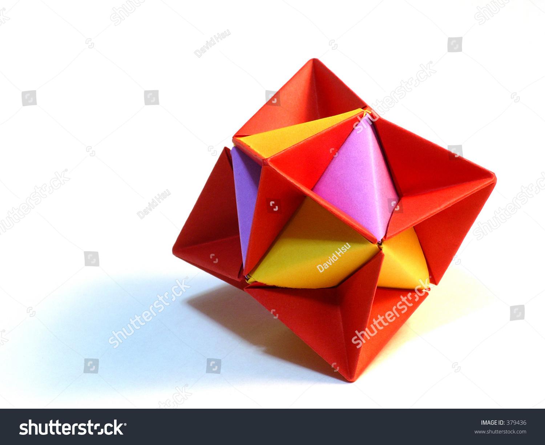 Easy Modular Origami Theoccult Bz