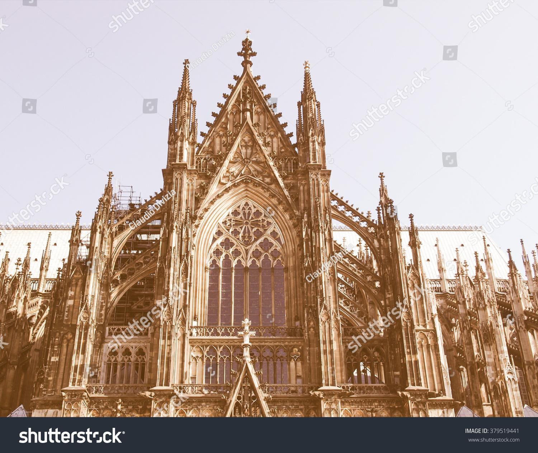 Koelner Dom Cologne Cathedral Koelne Germany Stockfoto Jetzt