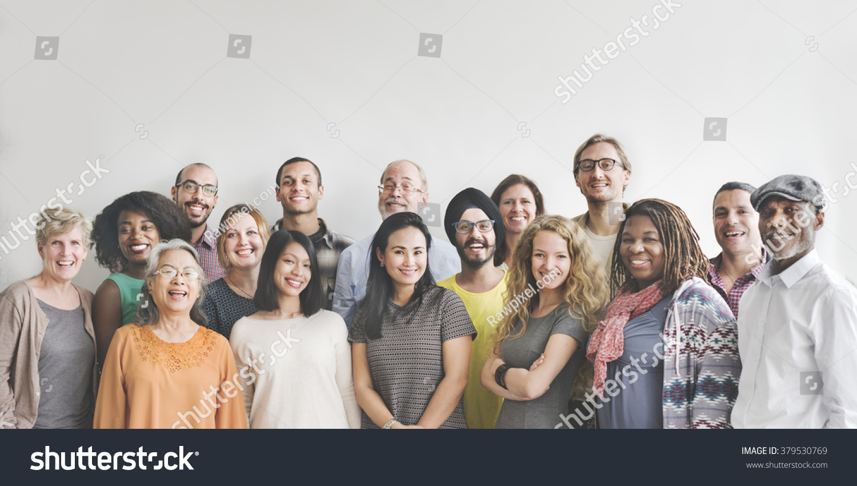 Diversity People Group Team Union Concept Stock Photo 379530769 ...
