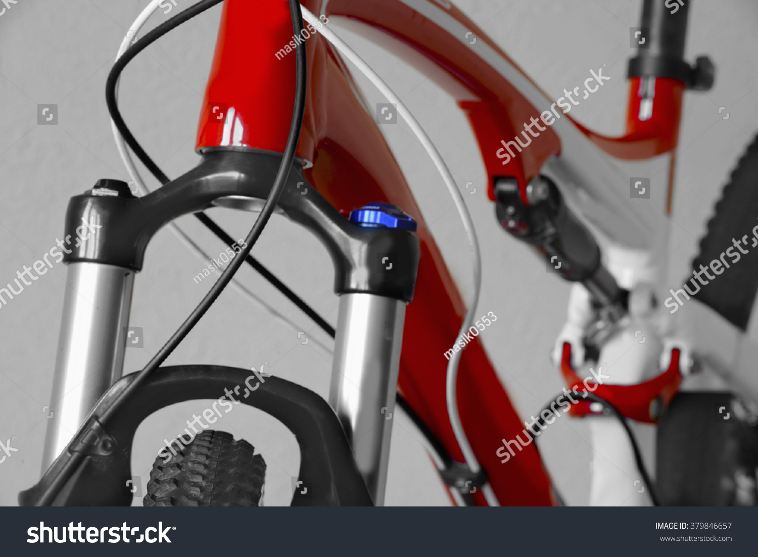 Mountain Bicycle Parts Component Terminology Explained Veloreviews Stock Photo Of Bike Rear Shock Frame Cross Country 1500x1102