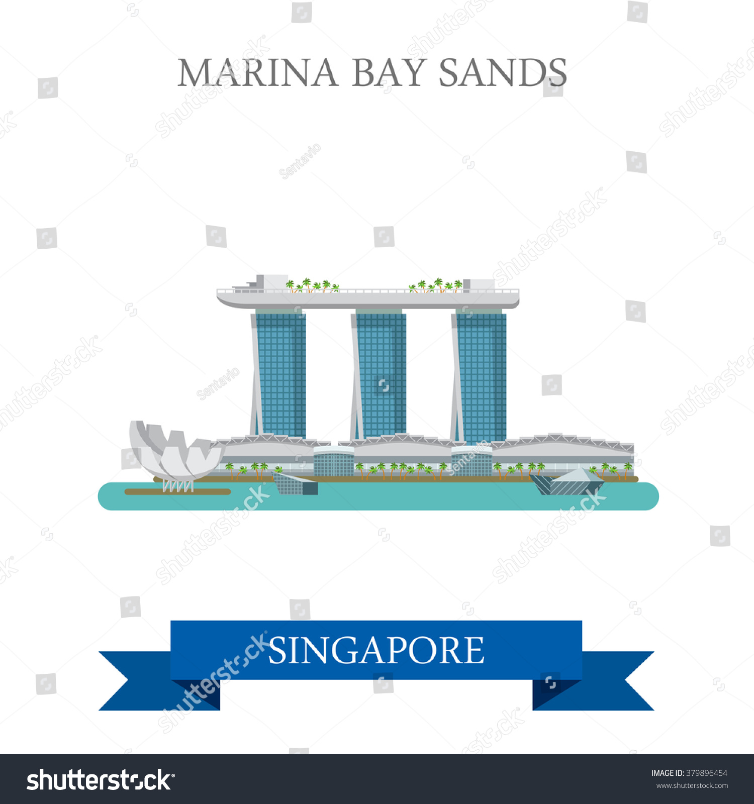 DIRECTIONS TO MARINA BAY SANDS
