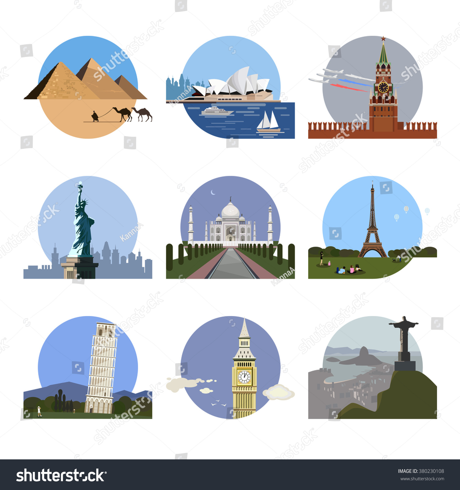 Architecture Design Template countries world logo design template architecture stock vector