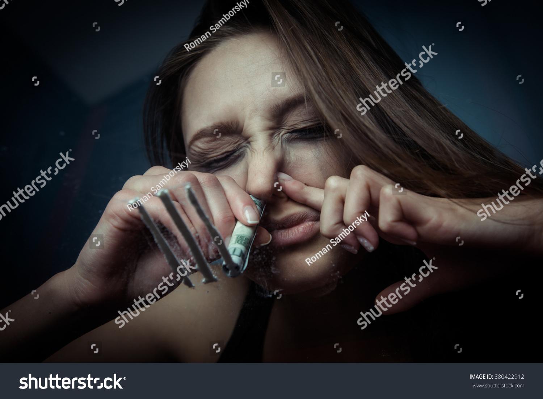 Девчонка под кокаином