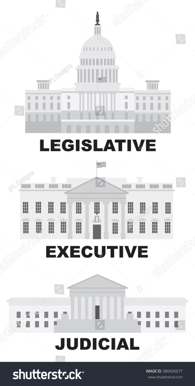 executive and legislative Legislative, executive and judicial functions separation of powers, a term coined by french political enlightenment thinker baron de montesquieu is a model for the governance of democratic states there are three distinct activities in every government through which the will of the people are expressed.