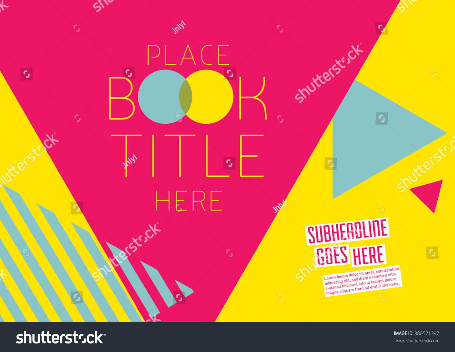 Poster design vector graphics - Brochure Cover With Background Design Vector Poster Design Abstract Background Pattern Graphic Design